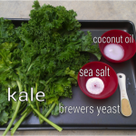 kale ingredients