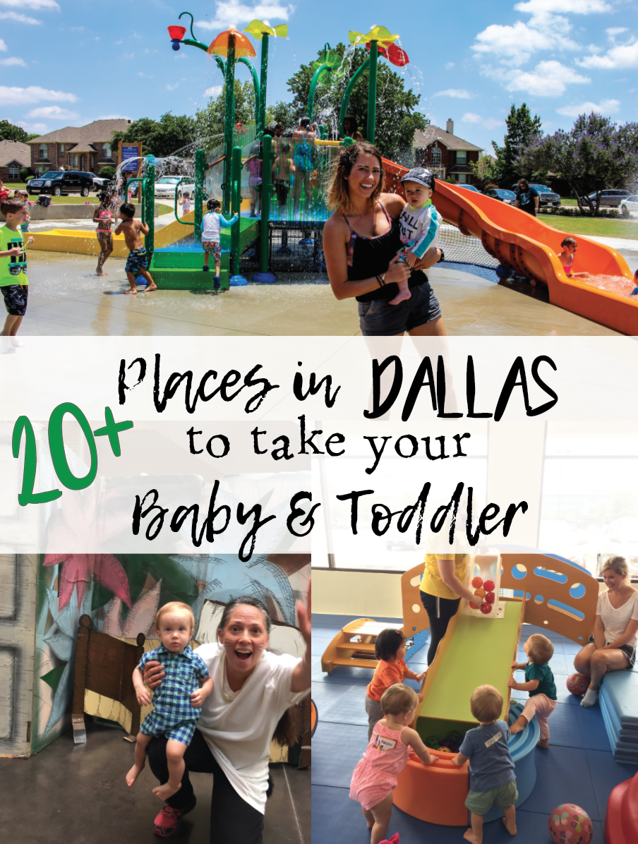20 Places In Dallas To Take Your Babies Toddlers Run Like Kale